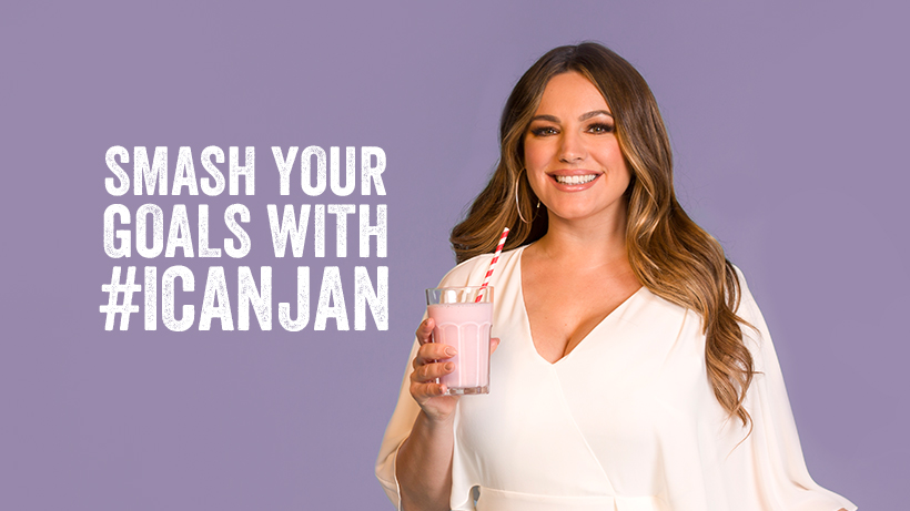 SlimFast meets Spotify – How we increased brand salience in our #ICanJan campaign
